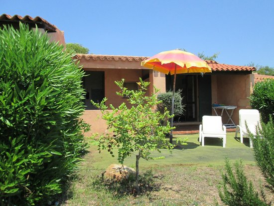 Residence Baia Salinedda: un oasi d'intimità....