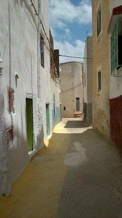 Dar KamalChaoui : Rue de Bhalil