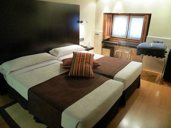 Hotel Francisco I: Stanza