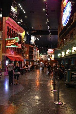 New York - New York Hotel and Casino : Restaurants du casino