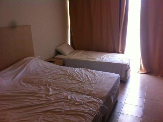 Hotel Anavadia: lits