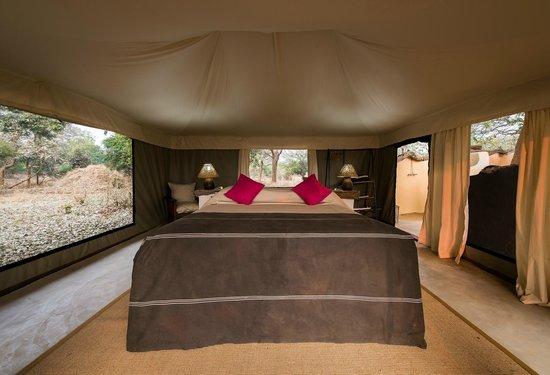Tena Tena Camp: Room at Tena Tena