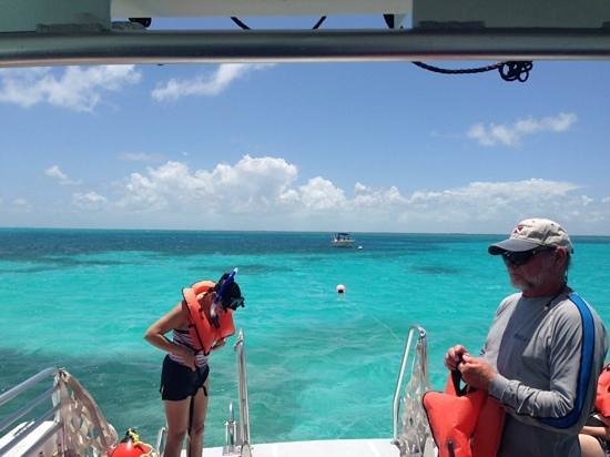 John Pennekamp Coral Reef State Park Campgrounds : snorkeling tour