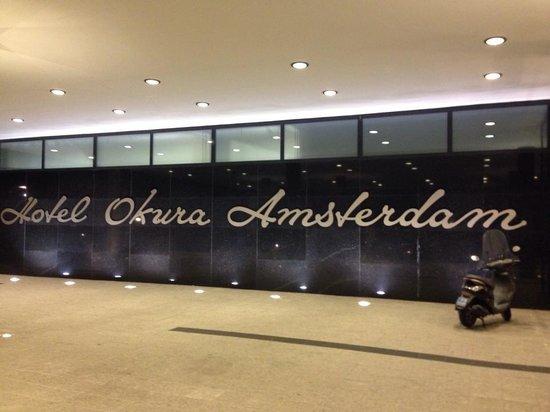 Hotel Okura Amsterdam: Grounds