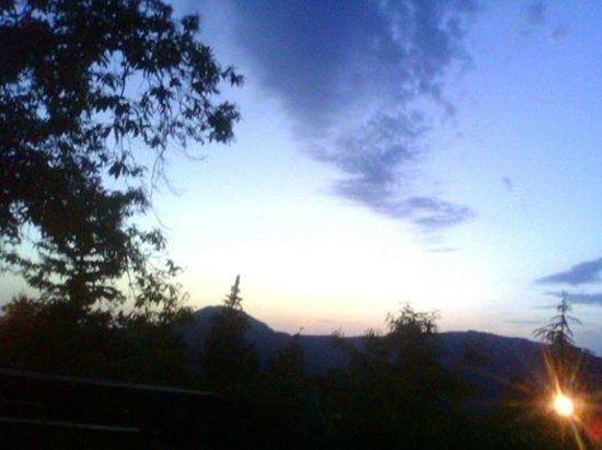 Hotel Prategiano - Maremma Toscana : panorama sera