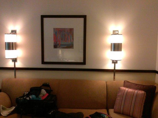 Hyatt Place West Palm Beach Downtown: energy efficient