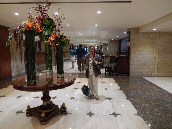 Sheraton Mexico City Maria Isabel Hotel: Hall de entrada