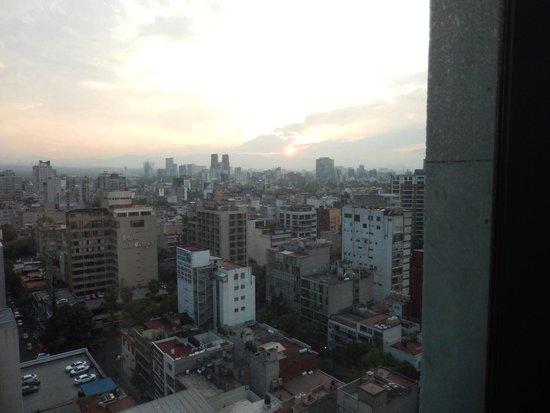 Sheraton Mexico City Maria Isabel Hotel: Vista do apartamento