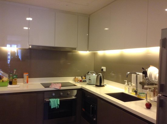 Ascott Kuala Lumpur: Kitchen