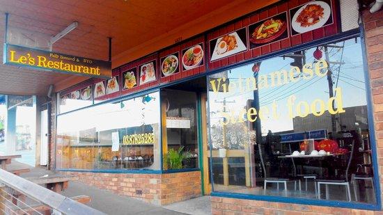 Le's Vietnamese Street Food Restaurant: Le's Main Street Belgrave