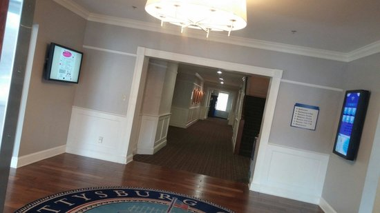 Gettysburg Hotel : Foyer