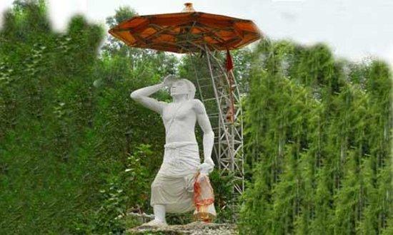 Udhampur, Indien: Baba Jitoo
