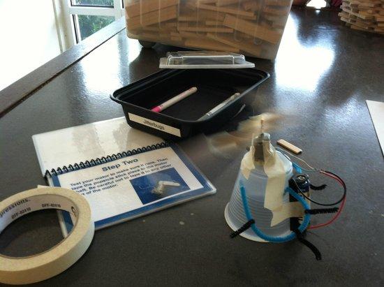Pensacola MESS Hall: The 'Jitter-bug' mess kit.