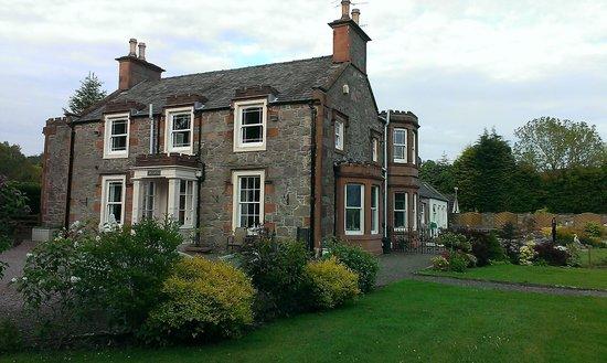 Fludha Guest House, Kirkcudbright