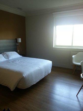 Hotel Rio Bidasoa: Chambre