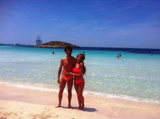 Plage de Ses Illetes : Facce da Formentera!