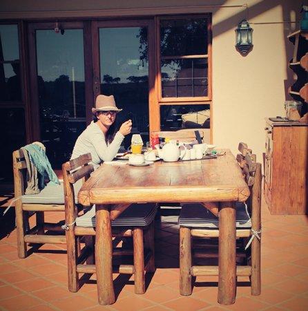 Buckler's Africa: fantastica colazione