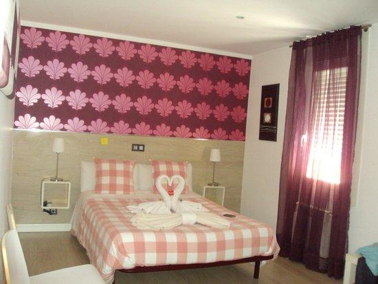 Hostal Madrid Inn : quarto