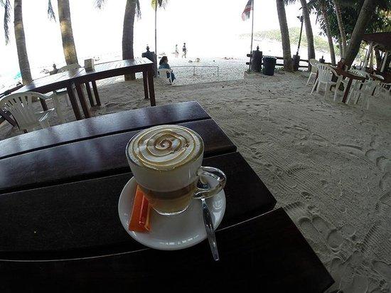 Palita Lodge: Очень вкусное какао