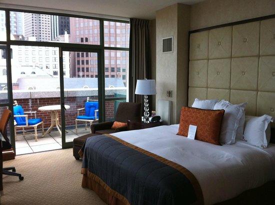 Bostonian Boston: Room