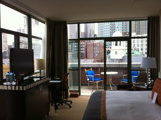 The Bostonian Boston: Room