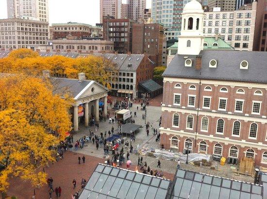 Bostonian Boston: View