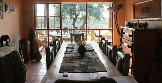 Buckler's Africa: bellissimo salotto