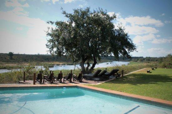 Buckler's Africa : vista fiume