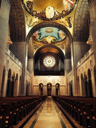 Basilica of the National Shrine of the Immaculate Conception: Basilica of Shrine