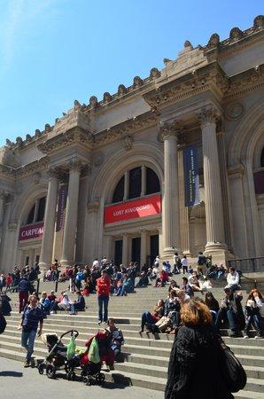 The Metropolitan Museum of Art: Entrada descontraída