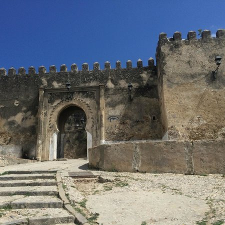 Tangier Casbah : Casbah in Tangier