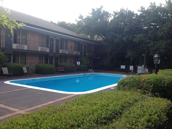 Lafayette Garden Inn & Conference Center: Pool