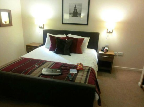 Staybridge Suites Liverpool: Room