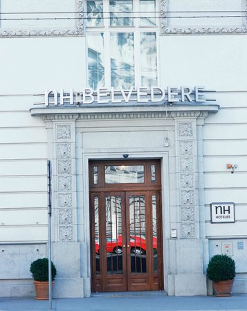 NH Wien Belvedere: Facade