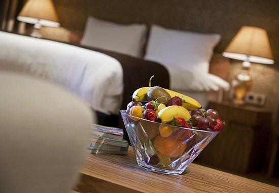 Triada Hotel: Refreshments
