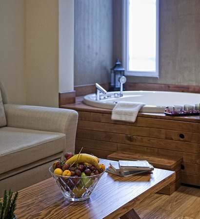Triada Hotel : Double Room With Spa Bath