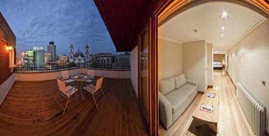 Triada Hotel: Penthouse