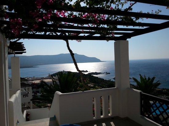 Hotel Amoopi Bay : vista dalla camera