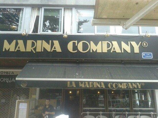La Marina Company : La marinera company