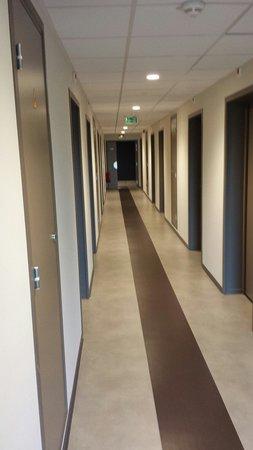 Inter-Hotel L'Haut'Aile: Interno