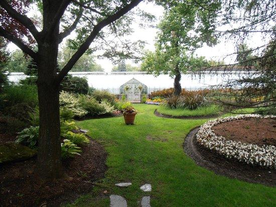 Domaine-Howard Park : la serre