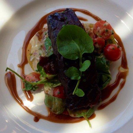 Auberge du Soleil Restaurant : Braised shortribs