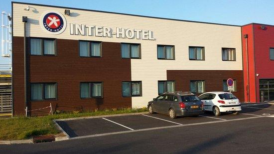 Inter-Hotel L'Haut'Aile: Hote