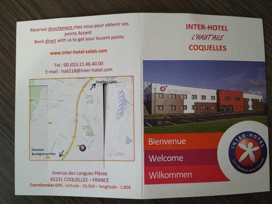 Inter-Hotel L'Haut'Aile: Indirizzo