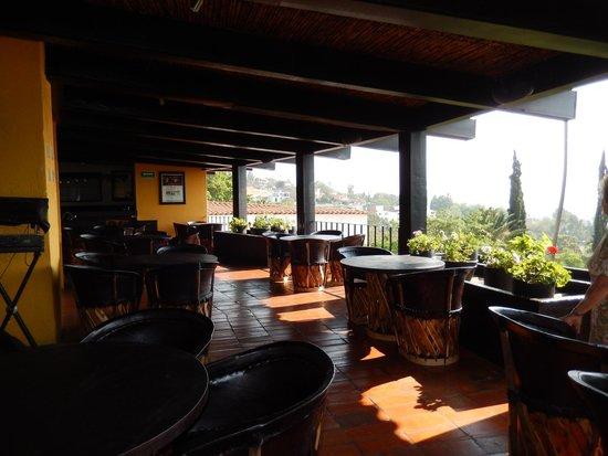 Hotel Victoria: Bar