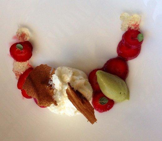 Auberge du Soleil Restaurant : Dessert2