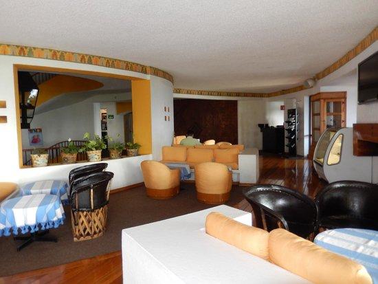 Hotel Victoria: Sala