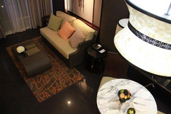Mantra Sakala Resort & Beach Club, Bali: Living room