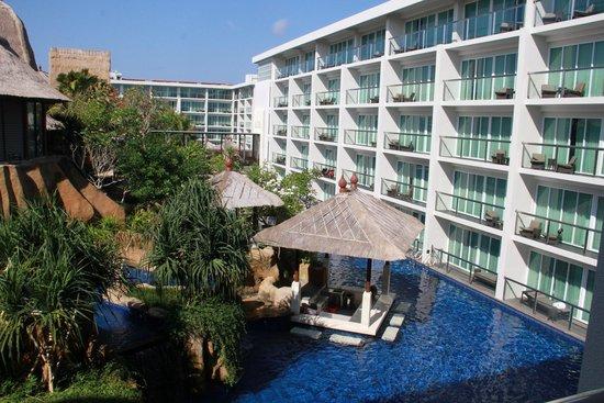 Mantra Sakala Resort & Beach Club, Bali: View from my suite