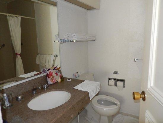Hotel Victoria : Banheiro
